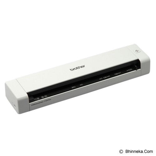 BROTHER Mobile Color Document Scanner [DS-620] - Scanner Portable